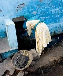 Ulosteen kerääjistä jopa 95 prosenttia on naisia.