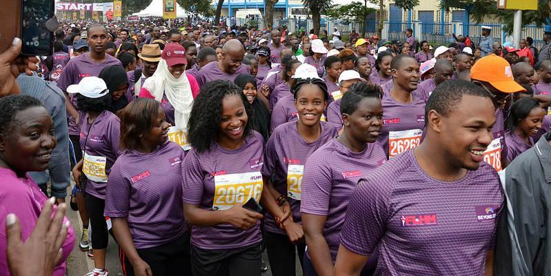 Kansainvalinen naistenpaiva Kenia
