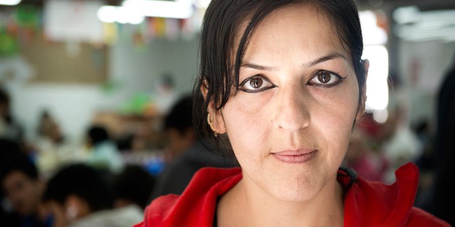 Lida Ahmadi on Afganistanista.