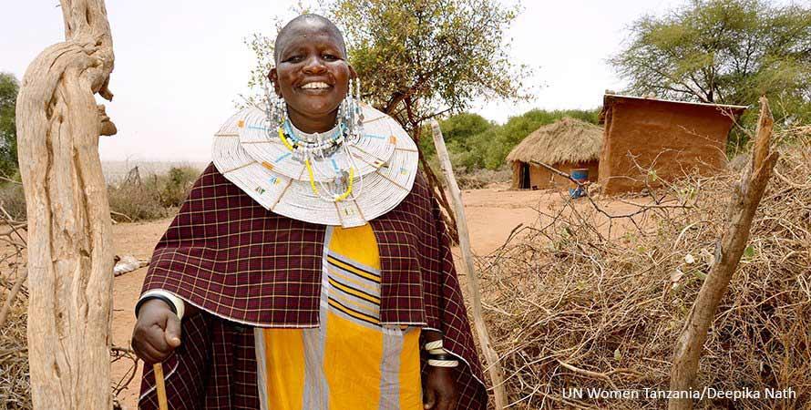 Mama Neema sai omistusoikeuden hänelle kuuluvaan maatilkkuun vuosikymmenien kamppailun jälkeen.