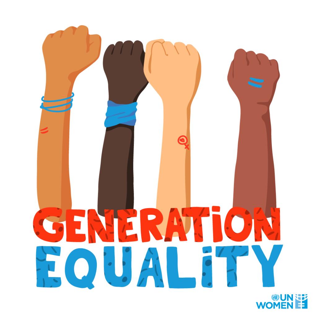 Generation Equality tasa-arvo-aloite