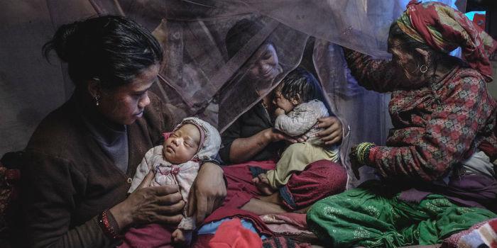 Kaikkein heikoimmassa asemassa olevat naiset saavat apua Nepalissa