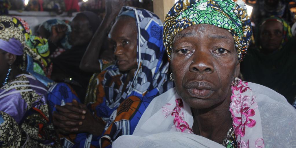 Toivoa tuhansille Keski-Afrikasta paenneille naisille