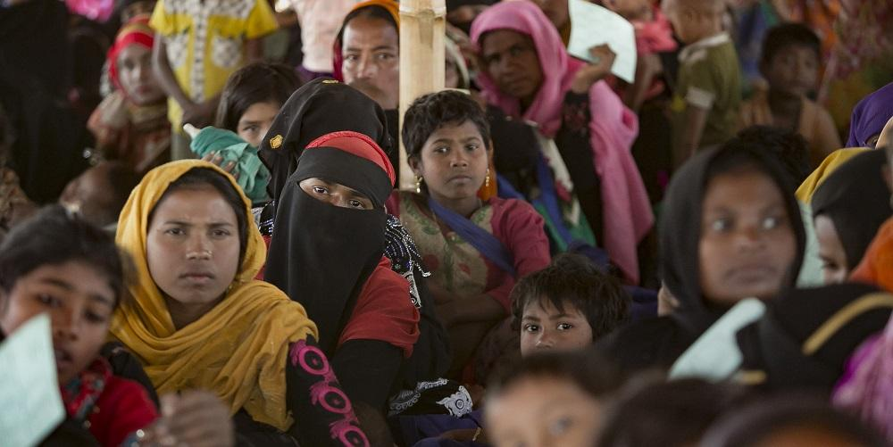 Kriisipäivitys: rohingya-naiset ja -tytöt tarvitsevat edelleen apua