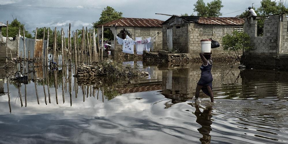 Ilmastonmuutos on turvallisuusriski köyhimmille