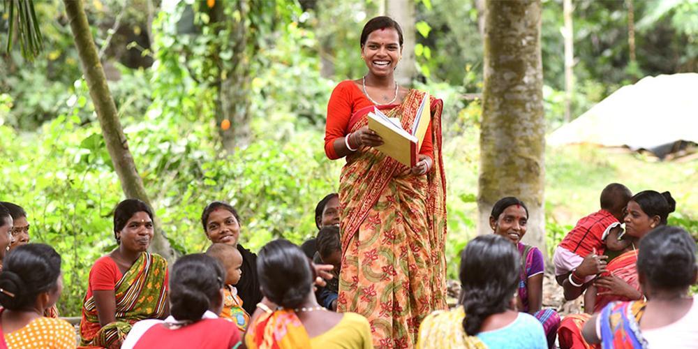 intialainen nainen uusi nainen