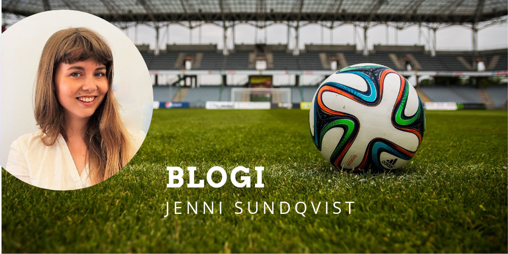 BLOGI: Rautahermoisia ja rohkeita huippu-urheilijoita – sellaisina tulee naisurheilijat nähdä