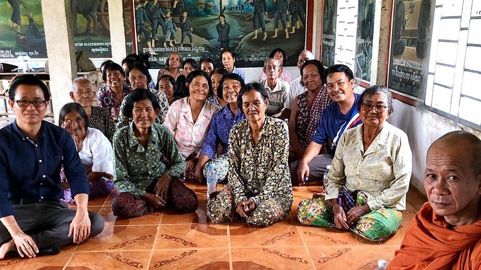 Oikeutta seksuaalisen väkivallan uhreille yli 40 vuoden jälkeen Kambodzassa