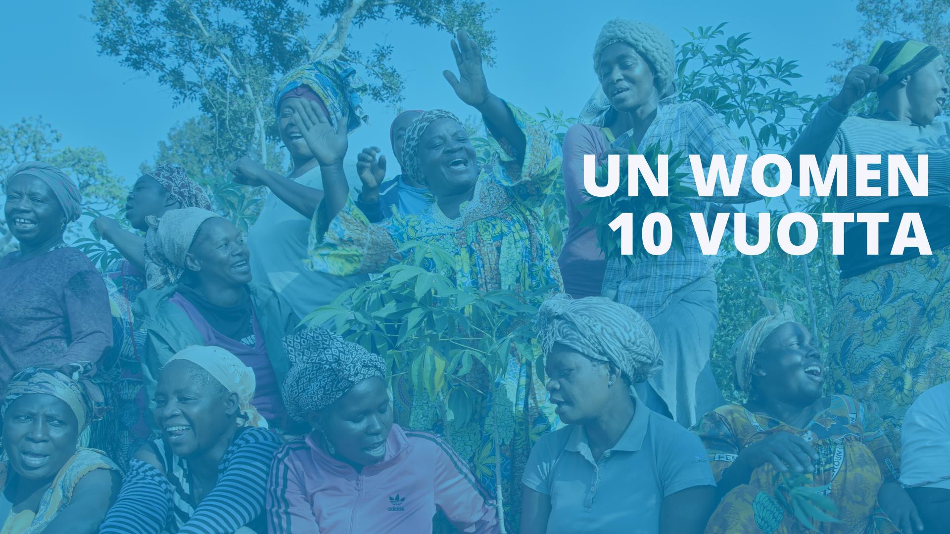 UN Women 10 vuotta