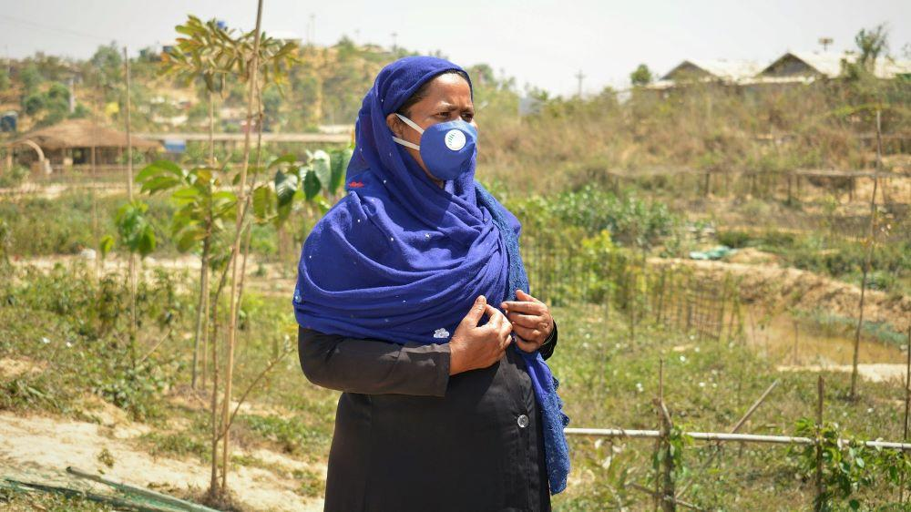 """Rohingya-naiset torjuvat koronavirusta ahtailla pakolaisleireillä: """"Jos äiti saa tartunnan, kaikki hänen lapsensa ovat vaarassa."""""""